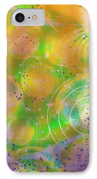 iPhone 8 Case - Spirit Of Nature I I I by Orphelia Aristal