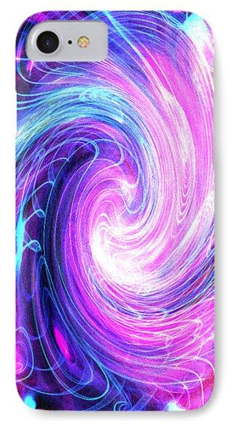 iPhone 8 Case - Spirit Of Passion I by Orphelia Aristal