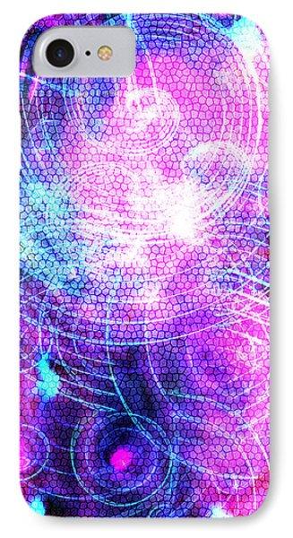 iPhone 8 Case - Spirit Of Passion I I by Orphelia Aristal