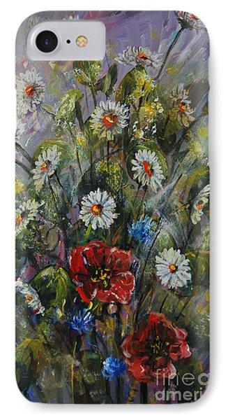 Spring Bouquet IPhone Case