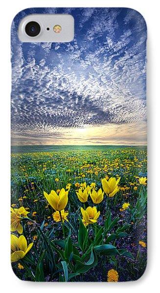 Spring Fever IPhone Case