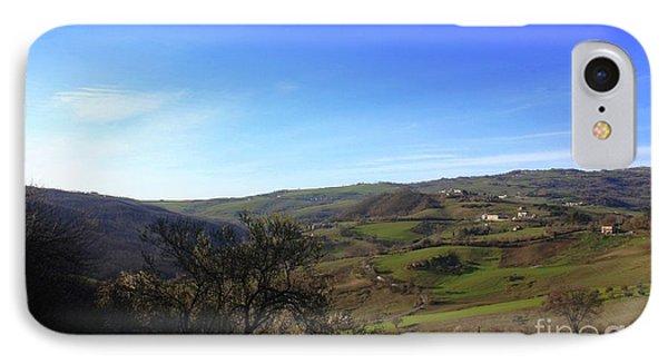 Spring In Casacalenda IPhone Case