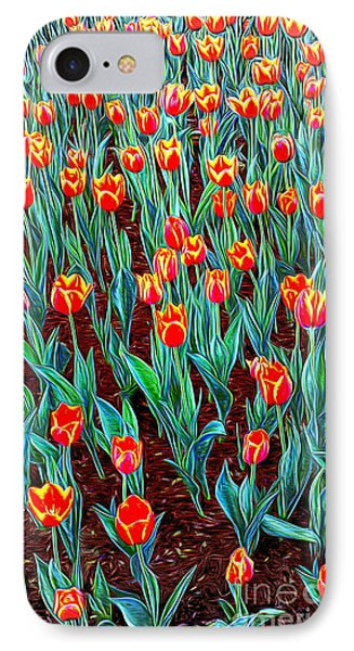 Spring In Holland IPhone Case