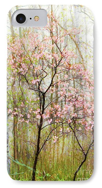 Spring In The Forest IPhone Case