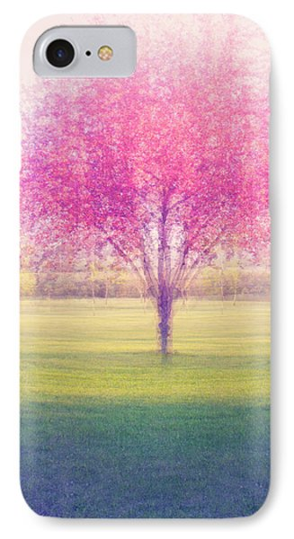 Spring Is A Blur IPhone Case