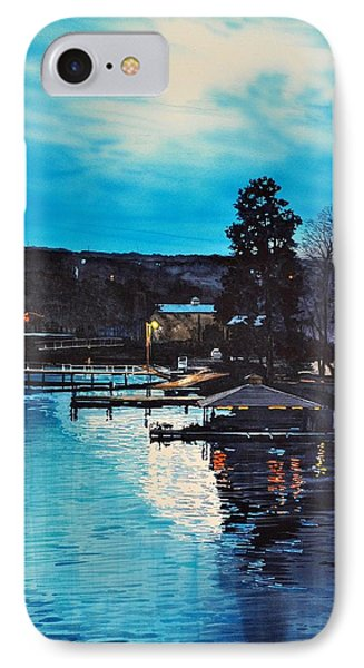 Spring Lake Nocturn IPhone Case