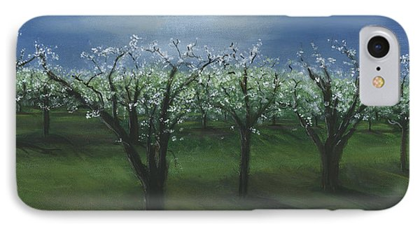 Spring Orchard IPhone Case