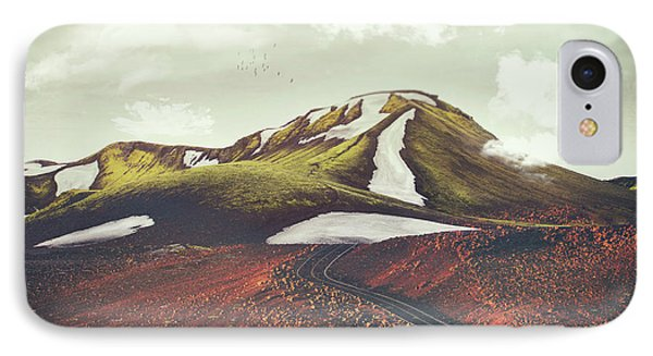 Landscapes iPhone 8 Case - Spring Thaw by Katherine Smit
