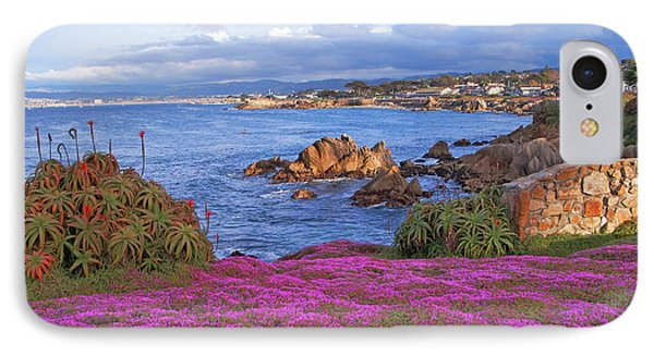 Springtime In Pacific Grove IPhone Case