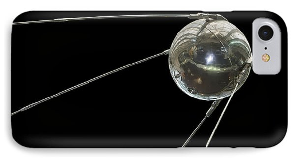 Sputnik, The First Satellite Placed IPhone Case