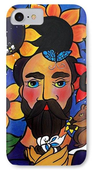 St. Francis - All Creatures Great And Small IPhone Case