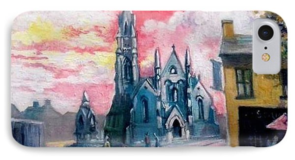St Johns Cathedral Limerick  Ireland IPhone Case