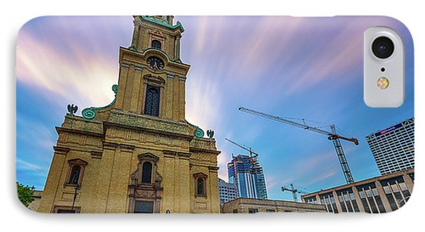 St. Johns The Evangelist Cathedral IPhone Case