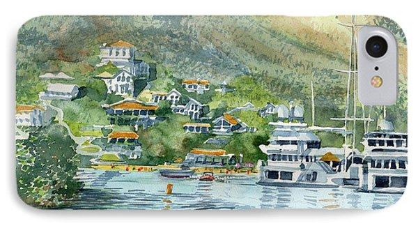 St. Maarten Cove IPhone Case