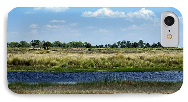 St. Marks Wildlife Refuge IPhone Case