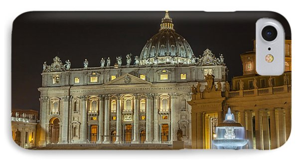 St. Peter Basilica IPhone Case