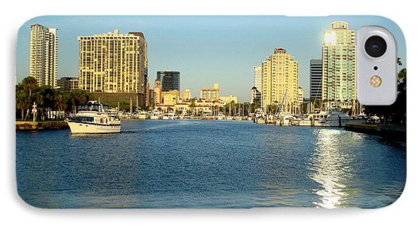 St Petersburg Florida IPhone Case