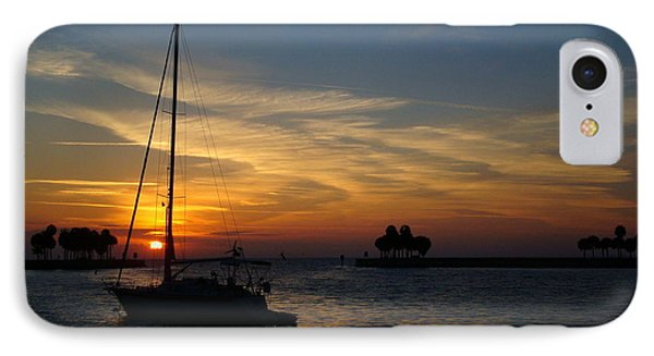 St. Petersburg Sunrise IPhone Case