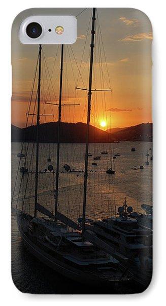 St. Thomas Sunset IPhone Case