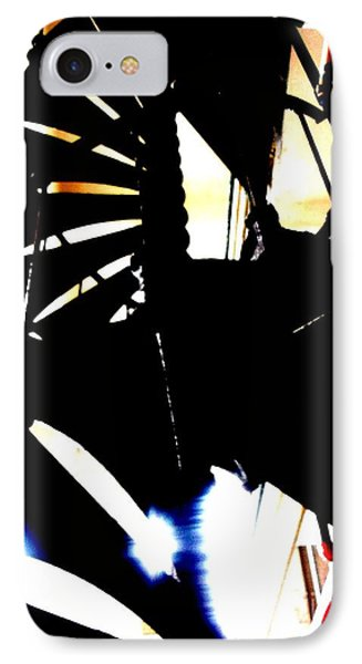 Stairs To Freedom IPhone Case