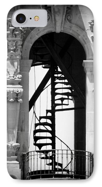 Stairway To Heaven Bw IPhone Case
