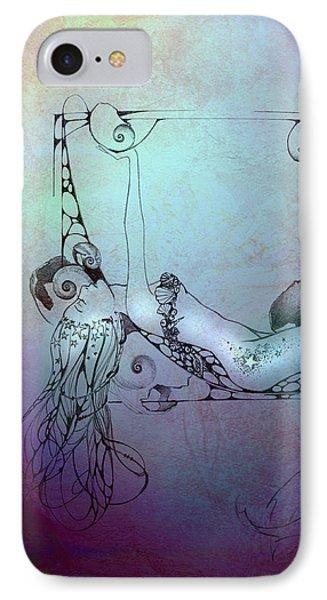 Star Mermaid IPhone Case