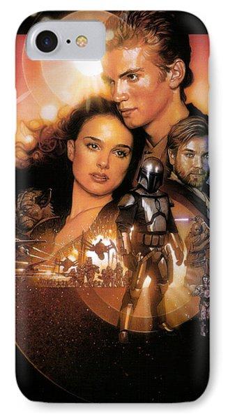 Star Wars Episode II - Attack Of The Clones 2002 IPhone Case