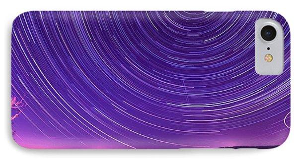 Starry Night Of Cayuga Lake IPhone Case