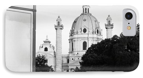 St.charles Church - Vienna IPhone Case