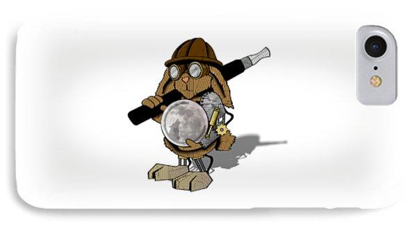 Steam Rabbit IPhone Case