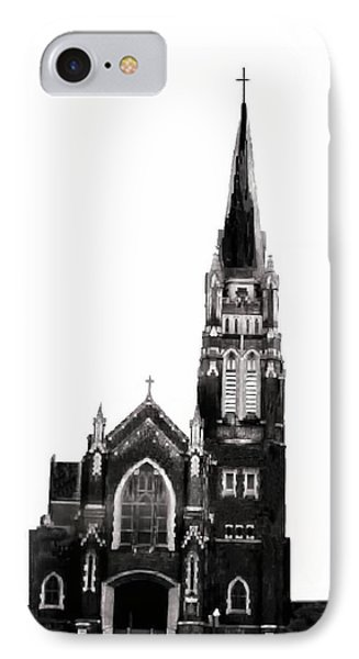 Steeple Chase 1 IPhone Case