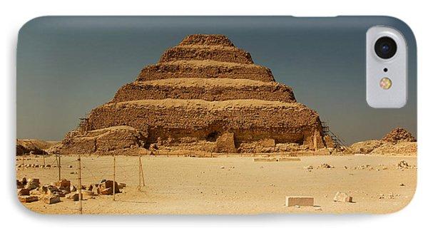 Step Pyramid 2 IPhone Case