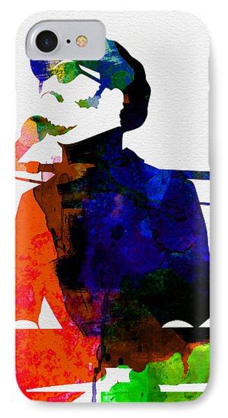 Stevie Watercolor IPhone Case