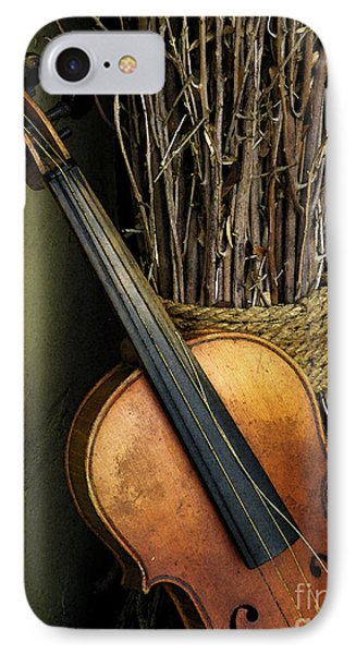 Sticks And Strings IPhone Case