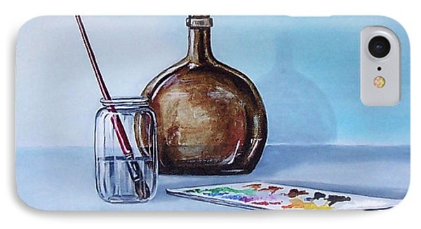 Still Life After Nc Wyeth 2 IPhone Case