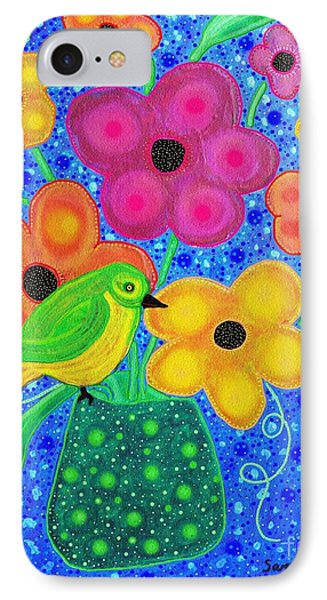 Still Life With Small Bird    IPhone Case