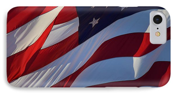 Still Our Flag. IPhone Case