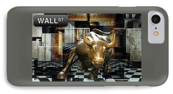 Stock Investing IPhone Case