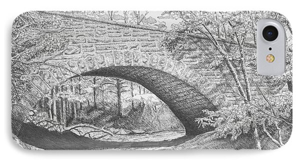 Stone Bridge IPhone Case