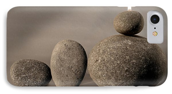 Stone Light IPhone Case