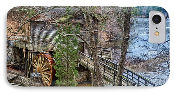 Stone Mountain Park In Atlanta Georgia IPhone Case