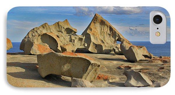 Stone Sculpture IPhone Case