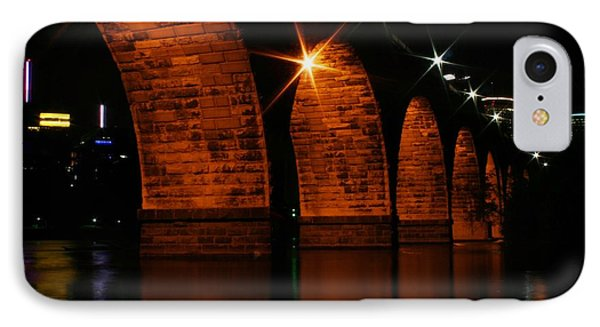 Stonearch Bridge - Minneapolis IPhone Case
