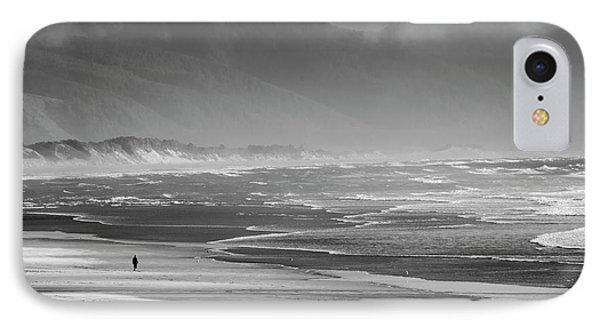 Stormy Oceanside Oregon IPhone Case