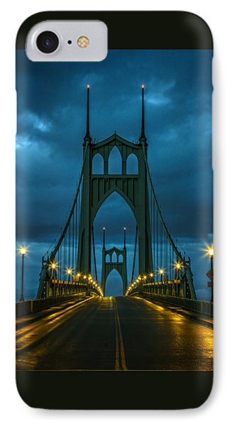 Stormy St. Johns IPhone Case