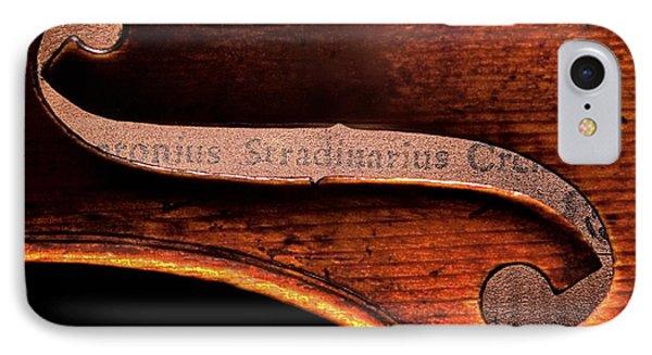 Stradivarius Label IPhone Case