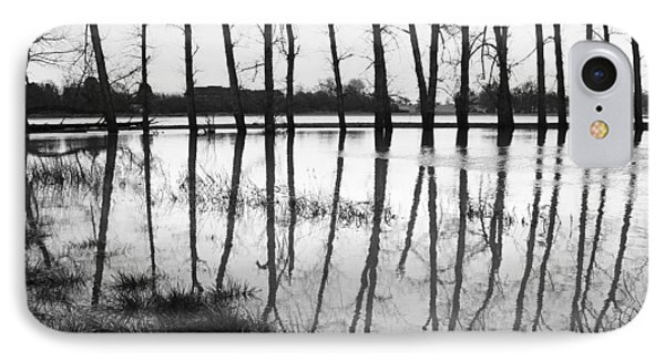 Stranded Trees II IPhone Case