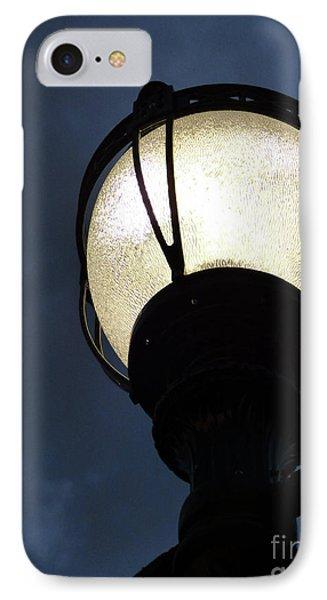 Street Lamp At Night IPhone Case