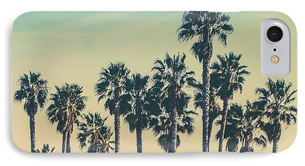 Stroll Down Venice Beach IPhone Case