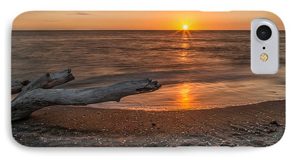 Stump Sunset IPhone Case
